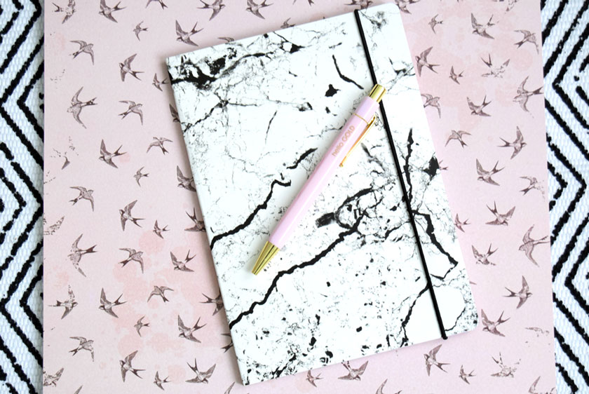 Hoe begin je met een bullet journal?