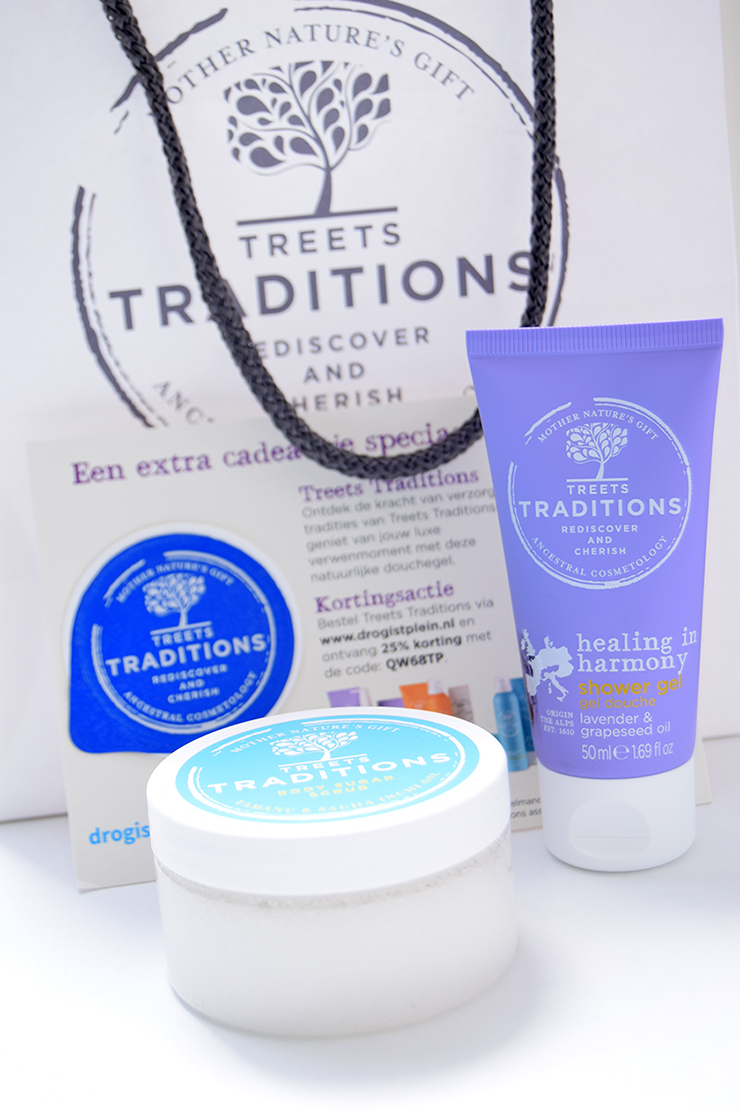 Treets Traditions Goodiebag I Love Beauty