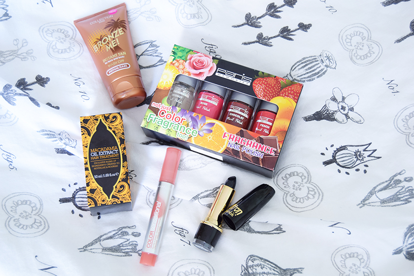 W7 Goodiebag I Love Beauty Event