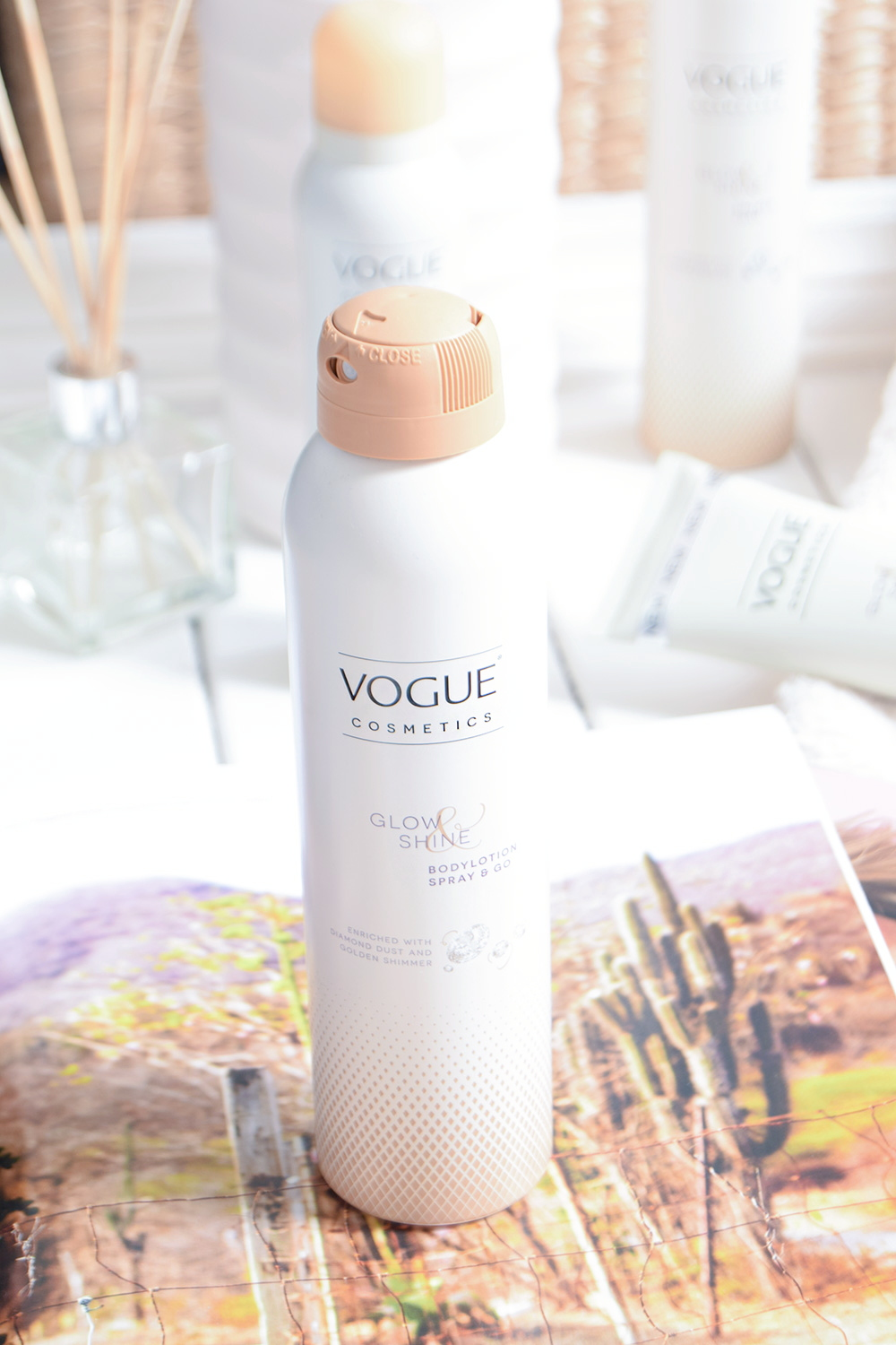Vogue Glow & Shine Bodylotion