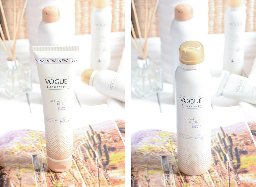 Vogue Glow & Shine Doucheproducten