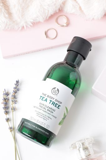 Review || The Body Shop – Tea Tree Skin Clearing Facial Wash