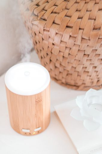 Aroma diffuser budget proof